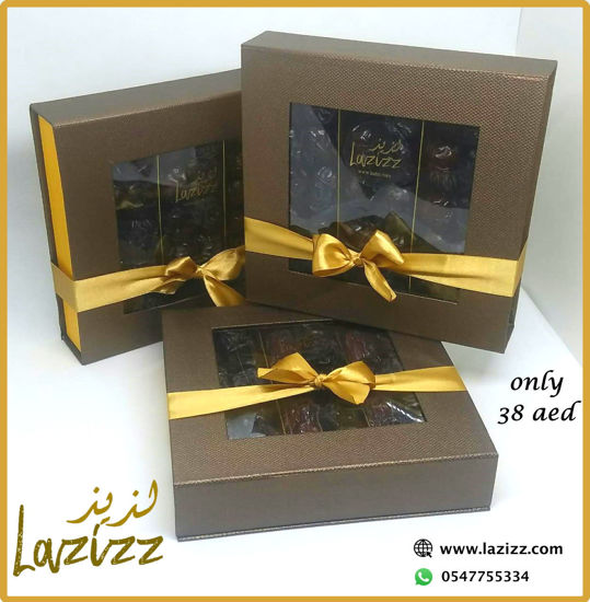Picture of Golden Ribbon Box